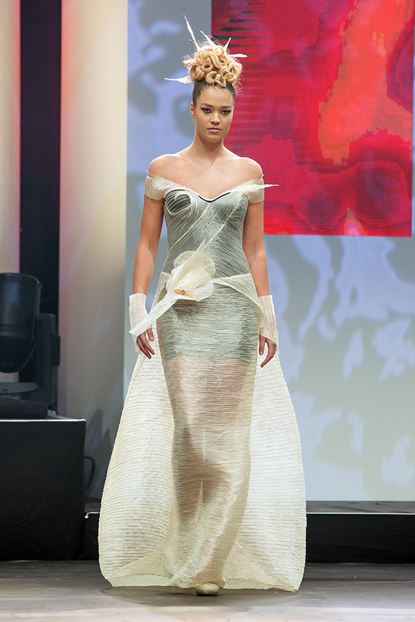 Haute Couture show at Masters of LXRY Design Edition
