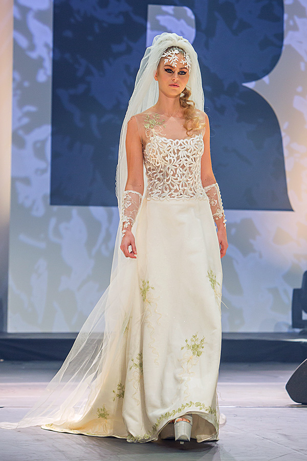Anna Grigorian solitaire couture lxry 2017